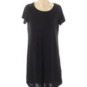 Cotton On Black Short Sleeve Casual Dress Size XS